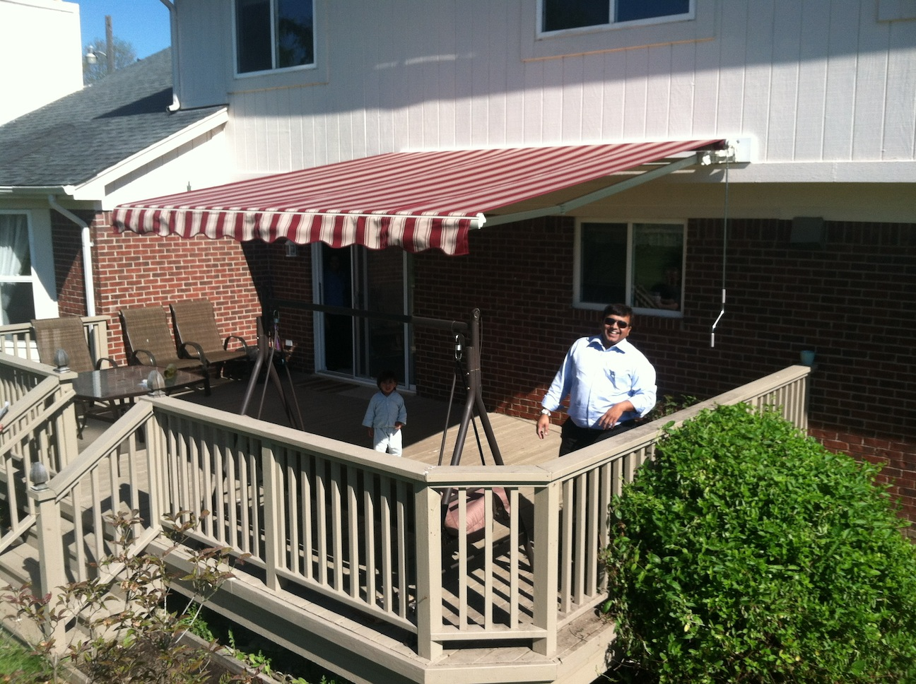 Sunsetter Patio Awnings 28 Images Sunsetter Awning