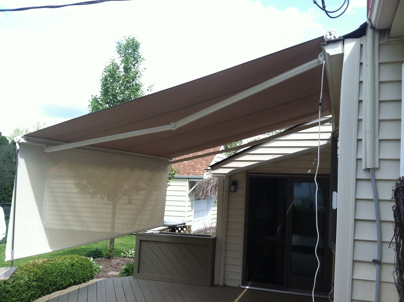 Sunsetter Retractable Awnings Harrison Township